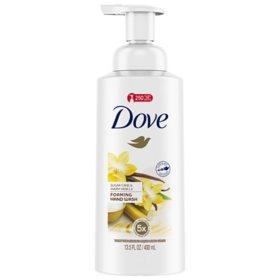 Dove Hand Wash, Sugar + Vanilla (13.5 oz.)
