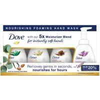 Dove Foaming Liquid Hand Soap (10.1 fl. oz., 4 pk.)