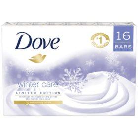Dove Beauty Bar, Winter Care (4 oz., 16 ct.)