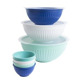 Nordic Ware 10-Piece Microwavable Bowl Set