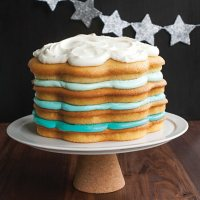 Quick Bake Stackable Tiered Cake Pan Set