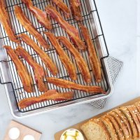 Nordic Ware Extra Large Oven Crisp Baking Tray