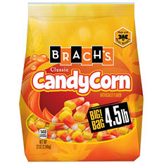 Brach's Fall Candy - Pumpkin Mellowcremes or Candy Corn (72 oz.)