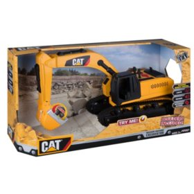 Caterpillar Massive Machines  Excavator with Lights and Sounds