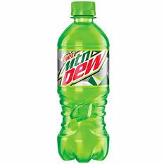 Diet Mountain Dew (20 oz. bottle)