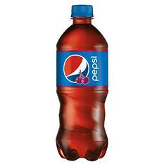 Pepsi Wild Cherry (20 oz. bottle)