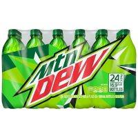 Mountain Dew (16.9oz / 24pk)