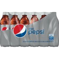 Diet Pepsi Cola (16.9oz / 24pk)
