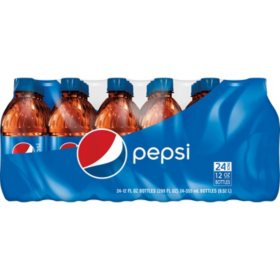 Pepsi Cola (12 fl. oz., 24 pk.)