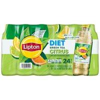 Lipton Diet Green Tea Citrus Iced Tea (16.9 oz., 24 pk)