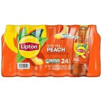 Lipton Peach Iced Tea (16.9 oz., 24 pk)