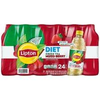 Lipton Diet Green Tea Mixed Berry (16.9 oz., 24 pk.)
