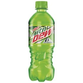 Diet Mountain Dew (16 oz., 24 pk.)