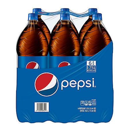 Pepsi Cola (1.75 L, 6 pk.)