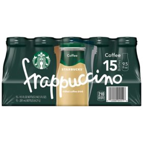 Starbucks Frappuccino Coffee Drink (9.5oz / 15pk)