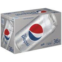 Diet Pepsi (12 oz. cans, 36 pk.)