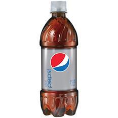 Diet Pepsi (20 oz. bottles, 24 ct.)