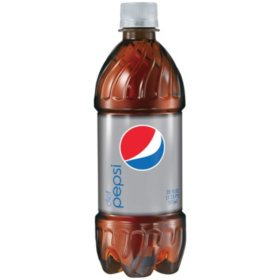 Diet Pepsi Cola (20oz / 24pk)