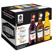 Stubborn Soda Variety Pack (12 oz. bottles, 12 pk.)