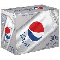 Diet Pepsi (12oz / 30pk)