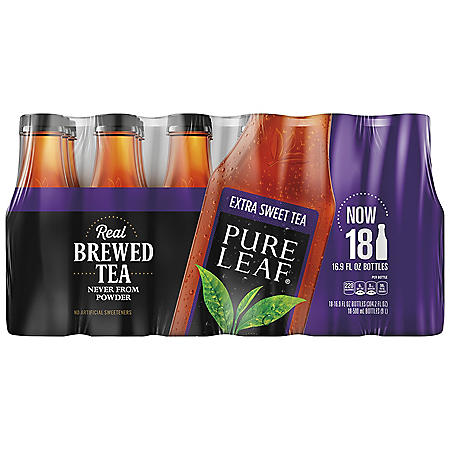 Pure Leaf Extra Sweet Iced Tea (16.9oz / 18pk)
