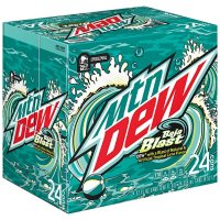 Mountain Dew Baja Blast (12 fl. oz., 24 pk.)