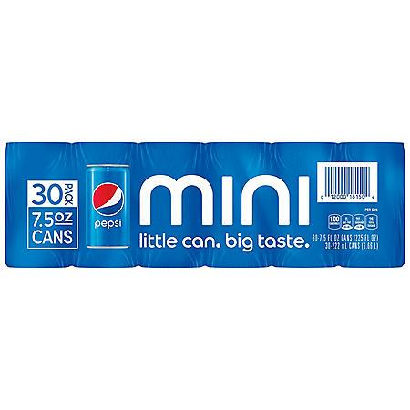 Pepsi Mini Can (30 pk.)