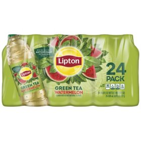 Lipton Green Tea Watermelon Iced Tea (16.9oz / 24pk)