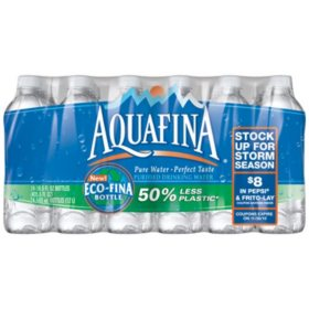 Aquafina Purified Drinking Water (20 oz., 24 pk.)