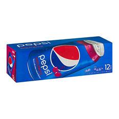 Pepsi Wild Cherry Cola (12 oz. cans, 12 ct.)
