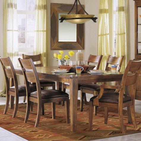 "Klaussner Nicholas 96"" Dining Table"