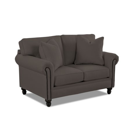 Klaussner Stanton Loveseat (Assorted Colors)