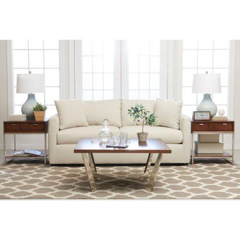Klaussner Jordan Sofa (Assorted Colors)