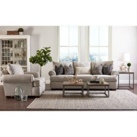Klaussner Grace Sofa and Oversized Chair Collection
