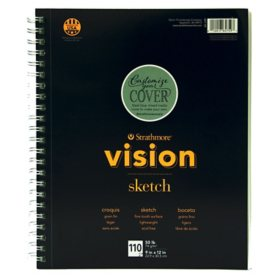 Strathmore Vison 300 Series Sketchbook 2 Pack