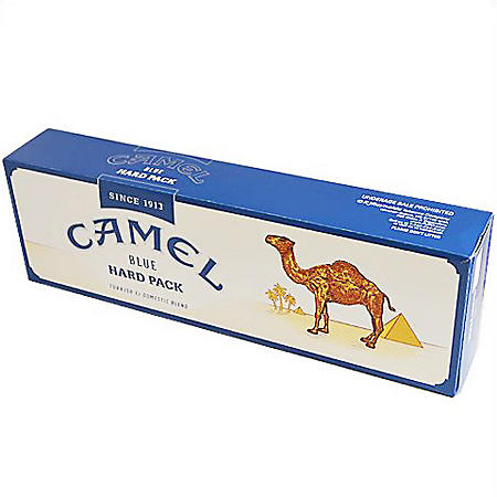 Camel Blue Regular 85 Box (20 ct., 10 pk.)
