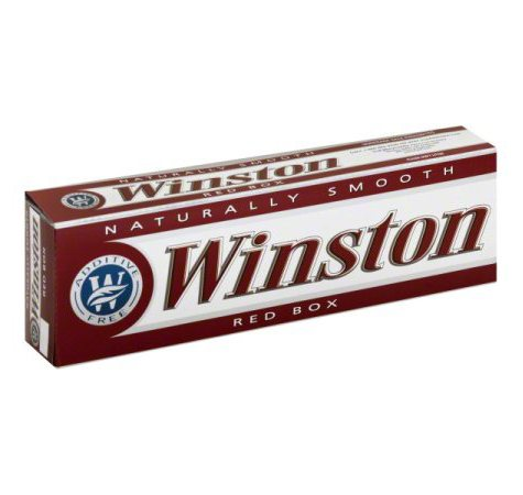 Winston Red Box - 200 ct.