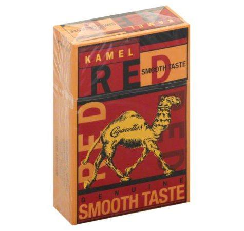 Red Kamel  Smooth 100s 1 Carton
