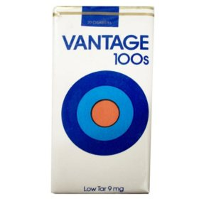 Vantage Classic 100s Soft Pack (20 ct., 10 pk.)
