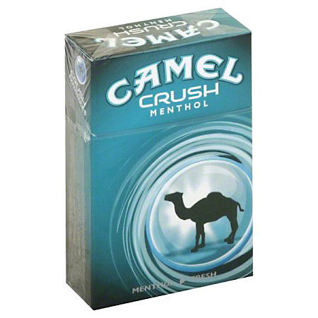 Camel Crush Menthol 85s Box (20 ct., 10 pk.)