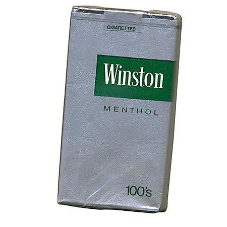 Winston Menthol 100's (20 ct., 10 pk.)