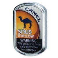 Camel Snus Mellow (5 tins)