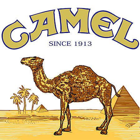 Camel Blue Wide 85s Box (20 ct., 10 pk.)