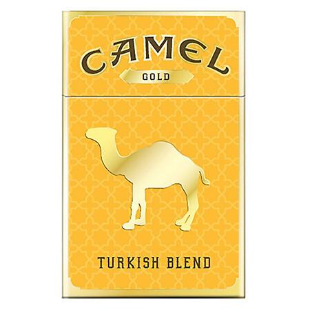 Camel Gold 85 Box (20 ct., 10 pk.) $0.50 Off Per Pack