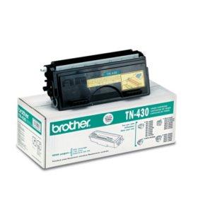 Brother TN460 or TN430 Toner Cartridge, Black, Choose Page Yield