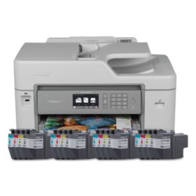 Brother Smart Plus MFC-J5830DWXL Color Inkjet All-in-One Printer Series