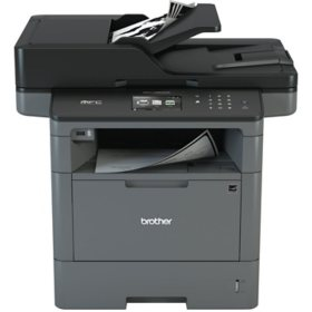 Brother MFCL5900DW Business Laser All-in-One Printer with Duplex Print, Scan and Copy, Wireless Networking