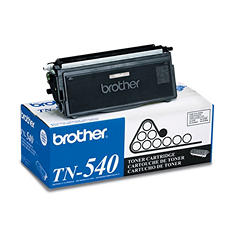 Brother TN540/TN570 Toner Cartridge, Black, Select Type