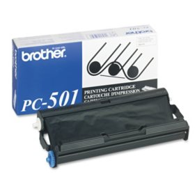Brother PC501 Thermal Transfer Print Cartridge