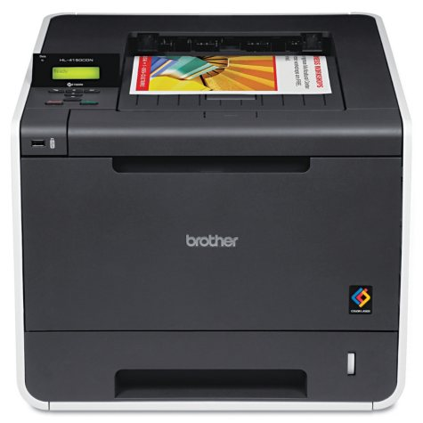 Brother HL-4150CDN Laser Printer with Duplex Printing